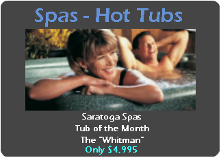 Spas - Hot Tubs